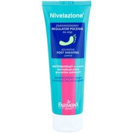 Farmona Nivelazione krémový antiperspirant na nohy  75 ml