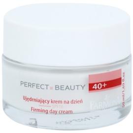 Farmona Perfect Beauty 40+ crema de día reafirmante SPF 10  50 ml
