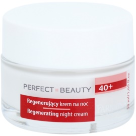 Farmona Perfect Beauty 40+ Night Cream Regenerative Effect  50 ml