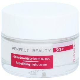Farmona Perfect Beauty 50+ розгладжуючий нічний крем  50 мл