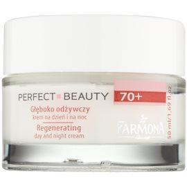 Farmona Perfect Beauty 70+ regenerační krém proti vráskám  50 ml