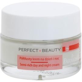 Farmona Perfect Beauty Capillary Skin crema de zi si de noapte pentru piele sensibila cu tendinte de inrosire  50 ml