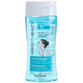 Farmona Perfect Beauty Make-up Remover erfrischendes Tonikum für alle Hauttypen  200 ml