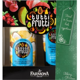 Farmona Tutti Frutti Pineapple & Coconut set cosmetice I.