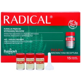 Farmona Radical Hair Loss nega proti izpadanju las  15x5 ml