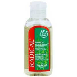 Farmona Radical Hair Loss Shampoo zur Stärkung der Haare  50 ml