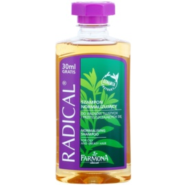 Farmona Radical Oily Hair normalizáló sampon gyakori hajmosásra  330 ml