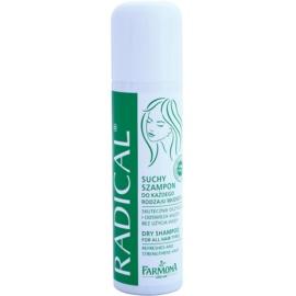 Farmona Radical All Hair Types suchy szampon do wzmocnienia włosów  150 ml