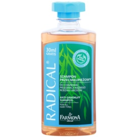 Farmona Radical All Hair Types šampon proti lupům  330 ml