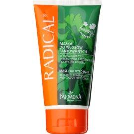 Farmona Radical Coloured Hair maseczka regenerująca do włosów farbowanych  150 ml