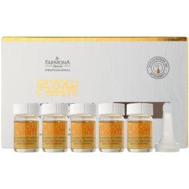 Farmona Revolu C White serum wybielające z witaminą C  5 x 5 ml