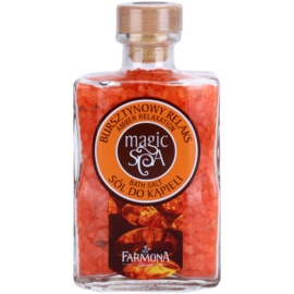 Farmona Magic Spa Amber Relaxation Badesalz  570 g