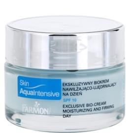 Farmona Skin Aqua Intensive hydratační a zpevňující denní krém SPF 10  50 ml
