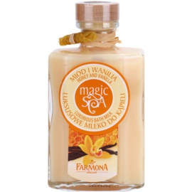 Farmona Magic Spa Honey & Vanilla mléko do koupele  500 ml