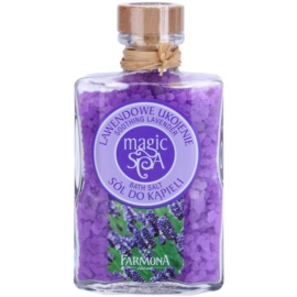 Farmona Magic Spa Soothing Lavender Badesalz  570 g