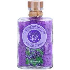 Farmona Magic Spa Soothing Lavender sůl do koupele  570 g