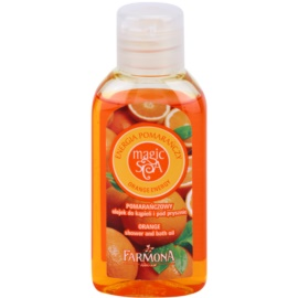 Farmona Magic Spa Orange Energy tusoló és fürdőolaj  50 ml