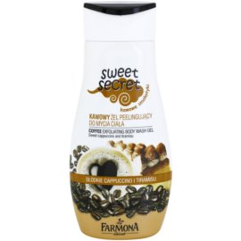 Farmona Sweet Secret Coffee peeling tusfürdő  225 ml