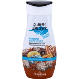Farmona Sweet Secret Gingerbread telový balzam  225 ml
