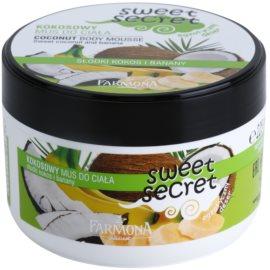 Farmona Sweet Secret Coconut Body-Schaum  225 ml