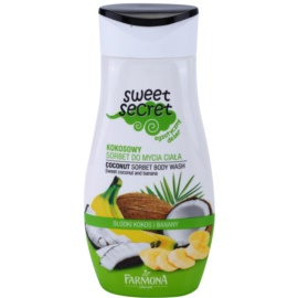 Farmona Sweet Secret Coconut sprchový sorbet  225 ml