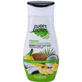 Farmona Sweet Secret Coconut sprchový sorbet  225 ml