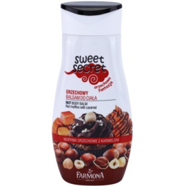 Farmona Sweet Secret Nut telový balzam  225 ml