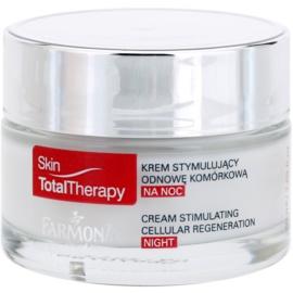 Farmona Skin Total Therapy Nachtcreme zur Stimulierung der Zellregeneration 45+ 50 ml