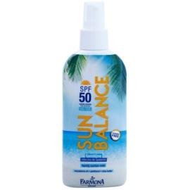 Farmona Sun Balance lotiune protectoare pentru plaja SPF 50  200 ml