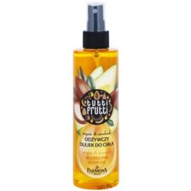 Farmona Tutti Frutti Argan & Avocado telový olej v spreji s vyživujúcim účinkom  200 ml