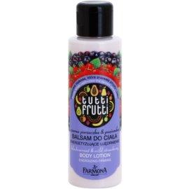 Farmona Tutti Frutti Blackcurant & Wild Strawberry leche corporal  100 ml