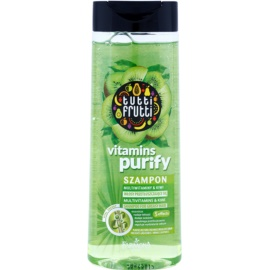 Farmona Tutti Frutti Vitamins Purify sampon zsíros hajra  400 ml