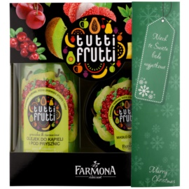 Farmona Tutti Frutti Pear & Cranberry kozmetika szett I.