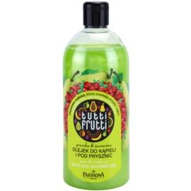 Farmona Tutti Frutti Pear & Cranberry sprchový a kúpeľový gél  500 ml