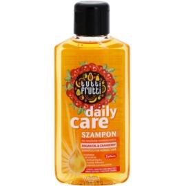 Farmona Tutti Frutti Argan Oil & Cranberry šampon pro normální vlasy  100 ml