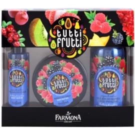 Farmona Tutti Frutti Blackberry & Raspberry kozmetika szett I.