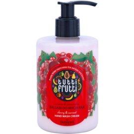 Farmona Tutti Frutti Cherry & Currant Waschbalsam für die Hände  315 ml
