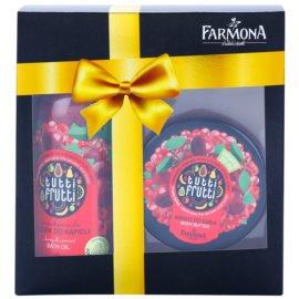 Farmona Tutti Frutti Cherry & Currant Kosmetik-Set  I.
