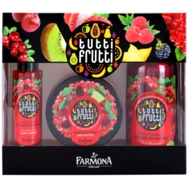 Farmona Tutti Frutti Cherry & Currant Kosmetik-Set  II.