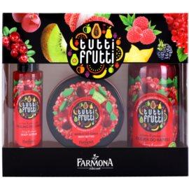 Farmona Tutti Frutti Cherry & Currant Kosmetik-Set  II.