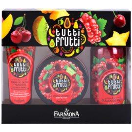 Farmona Tutti Frutti Cherry & Currant Kosmetik-Set  III.