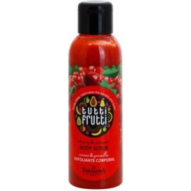 Farmona Tutti Frutti Cherry & Currant Körperpeeling  100 ml