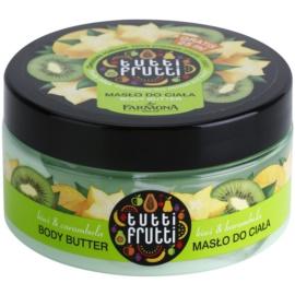 Farmona Tutti Frutti Kiwi & Carambola manteiga corporal   275 ml