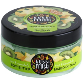 Farmona Tutti Frutti Kiwi & Carambola telové maslo  275 ml