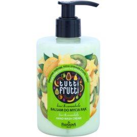 Farmona Tutti Frutti Kiwi & Carambola crema para lavar las manos  315 ml