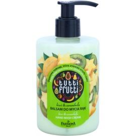 Farmona Tutti Frutti Kiwi & Carambola tisztító balzsam kézre  315 ml
