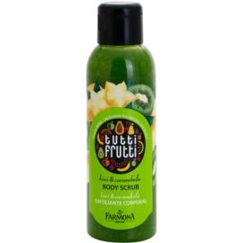 Farmona Tutti Frutti Kiwi & Carambola Körperpeeling  100 ml