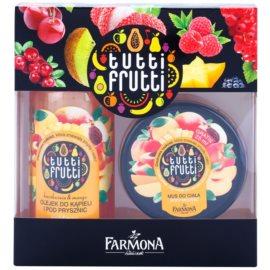 Farmona Tutti Frutti Peach & Mango lote cosmético II.
