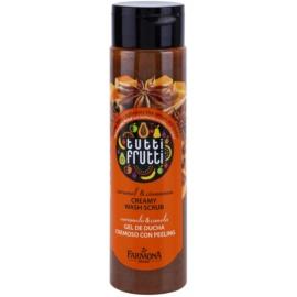 Farmona Tutti Frutti Caramel & Cinnamon peeling cremoso de banho  250 ml