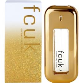 Fcuk Anniversary Edition Eau de Toilette for Women 100 ml